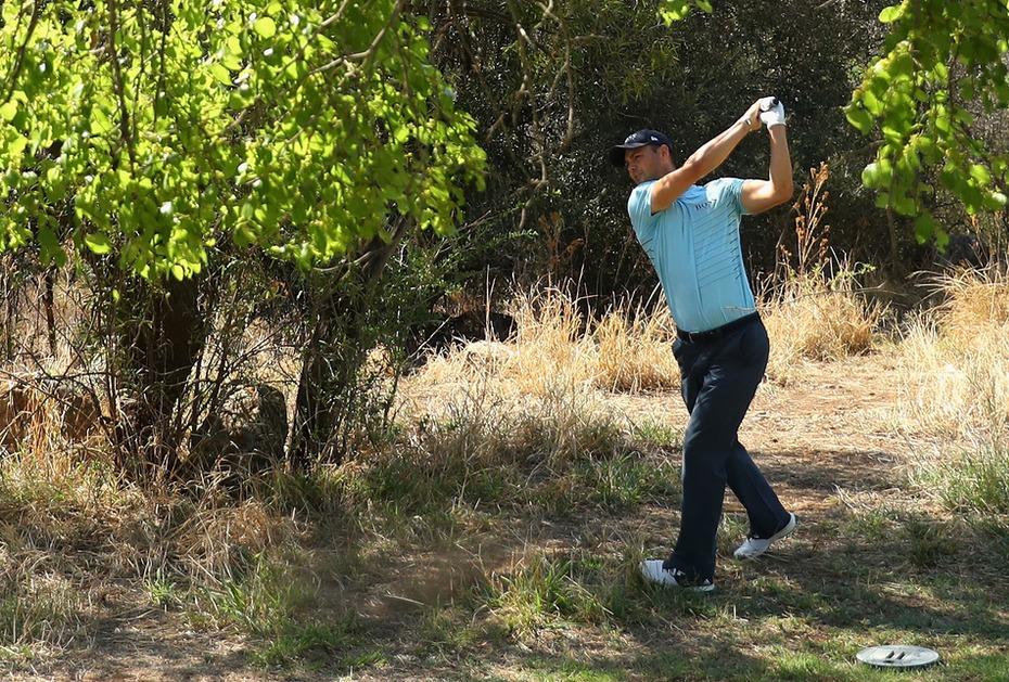 AUS DEM UNTERHOLZ Martin Kaymer bei der Nedbank Golf Challenge