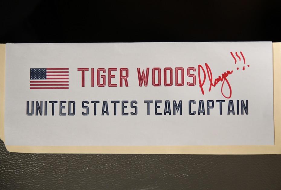 PREMIERE NACH 25 JAHREN Tiger Woods erhält Wild Card von Kapitän Tiger Woods
