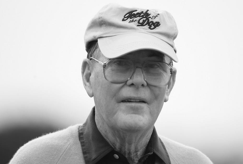 REST IN PEACE Golfplatz Architektur-Legende Pete Dye im Alter von 94 Jahren verstorben
