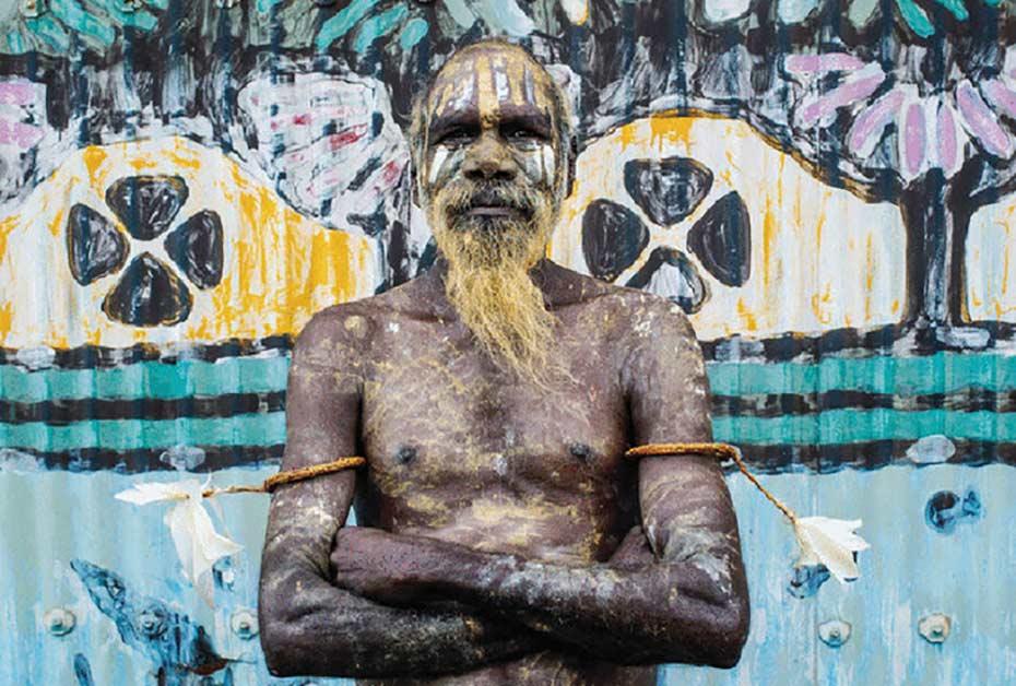 Tiwi Island Ureinwohner Northern Territory (© Shaana McNaught - Tourism Northern Territory)