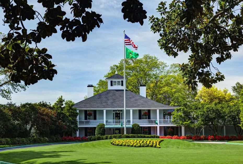 Herbst statt Frühling: Masters Tournament