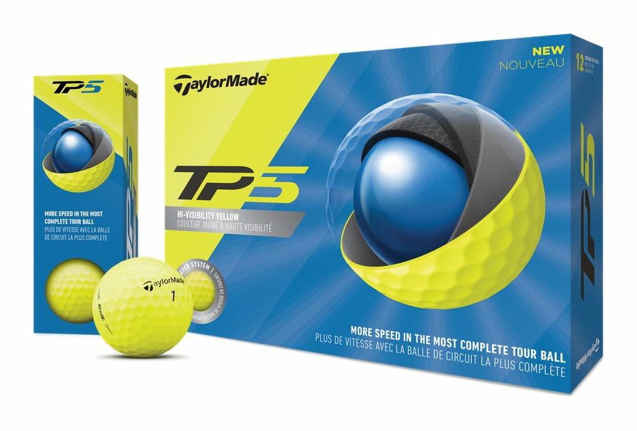 TP5 und TP5x jetzt auch in Gelb