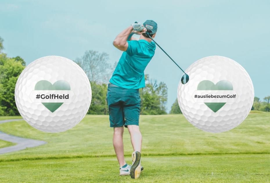 #GOLFHELD Münchner Golf Masters unterstützt regionale Clubs mit Golfball-Spendenaktion