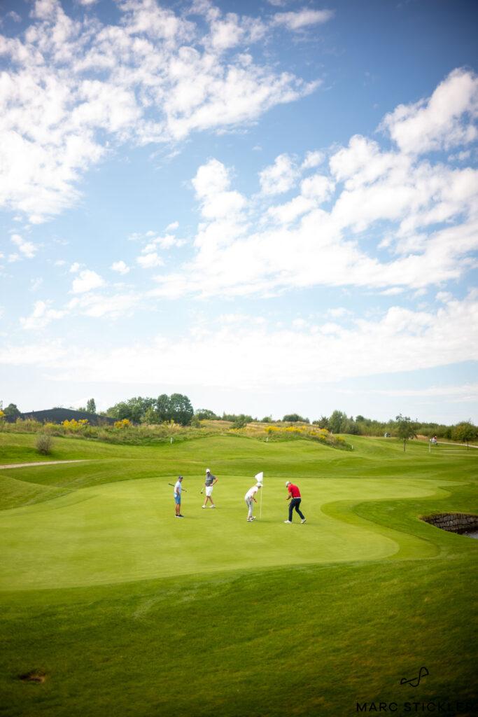 """Kick-Off-Turnier der """"Münchner Golf Masters"""" (Bild: Marc Stickler)"""