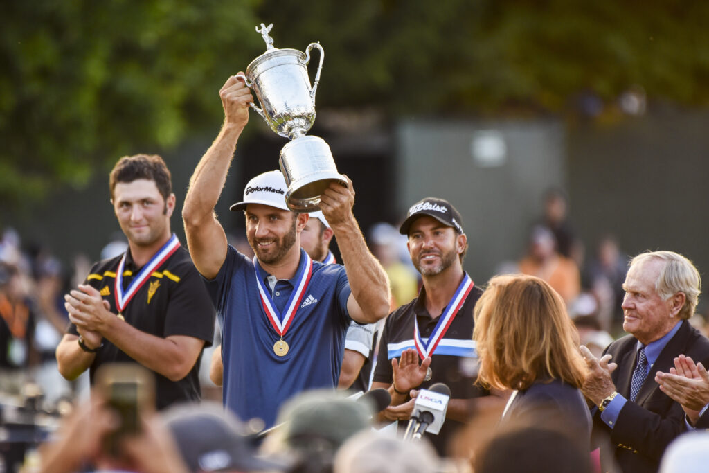 U.S. Open 2016: Erster Major-Titel für Johnson