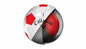 Der einheitlich verwendete Ball: Der Callaway Chrome Soft Truvis