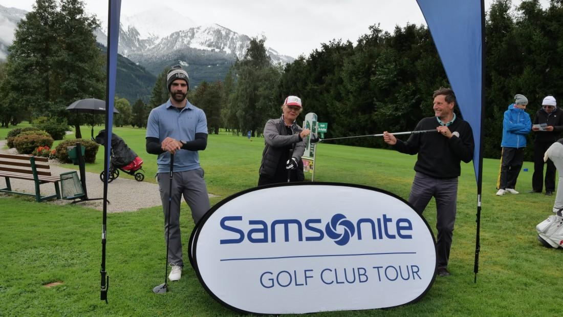 SAMSONITE Golf Club Tour Landesfinale Österreich