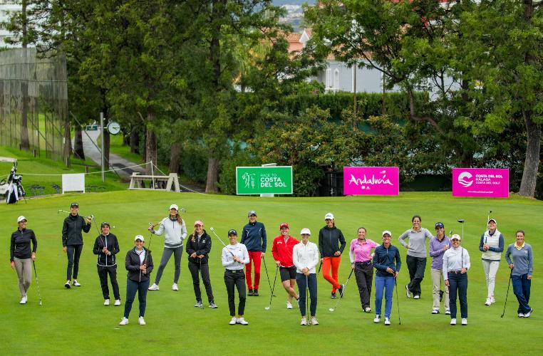 Der Saisonabschluss 2020 auf der Ladies European Tour: Die Andalucia Costa Del Sol Open de Espana (Foto: LET)