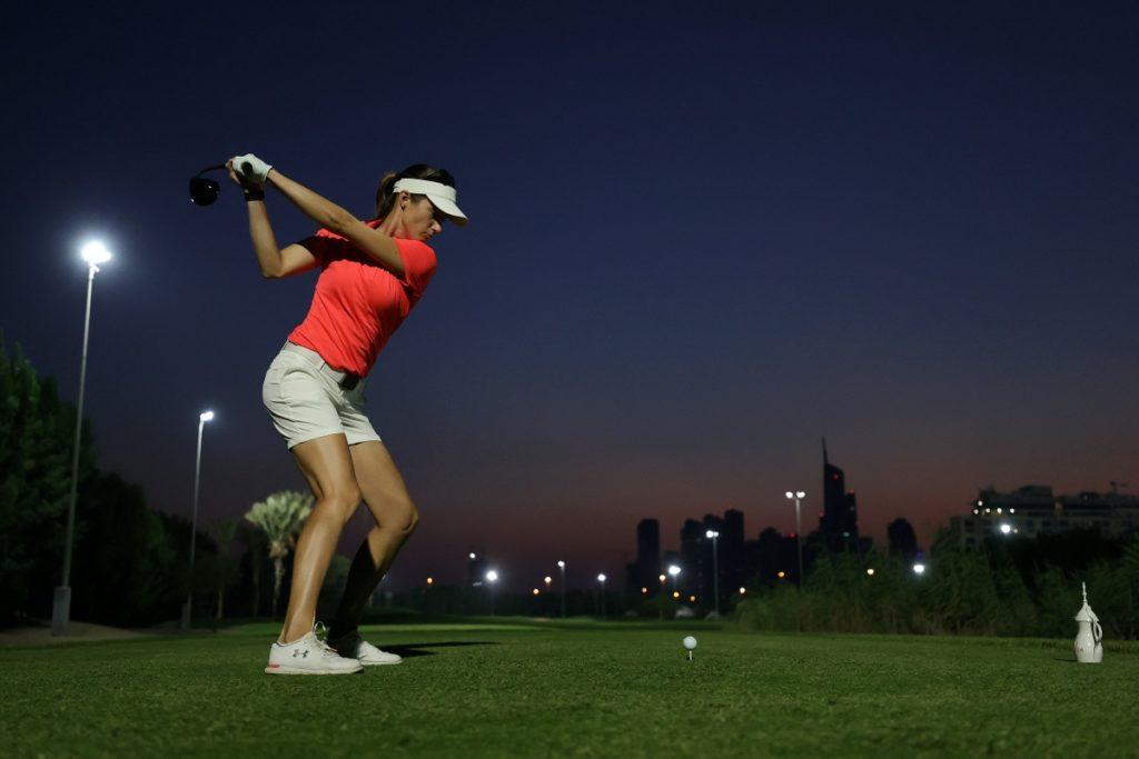 Laura Fünfstück in Dubai