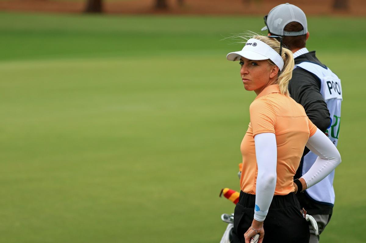 Sophia Popov auf der LPGA Tour in Florida