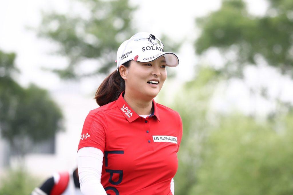 Zurück in den USA: Jin-Young Ko