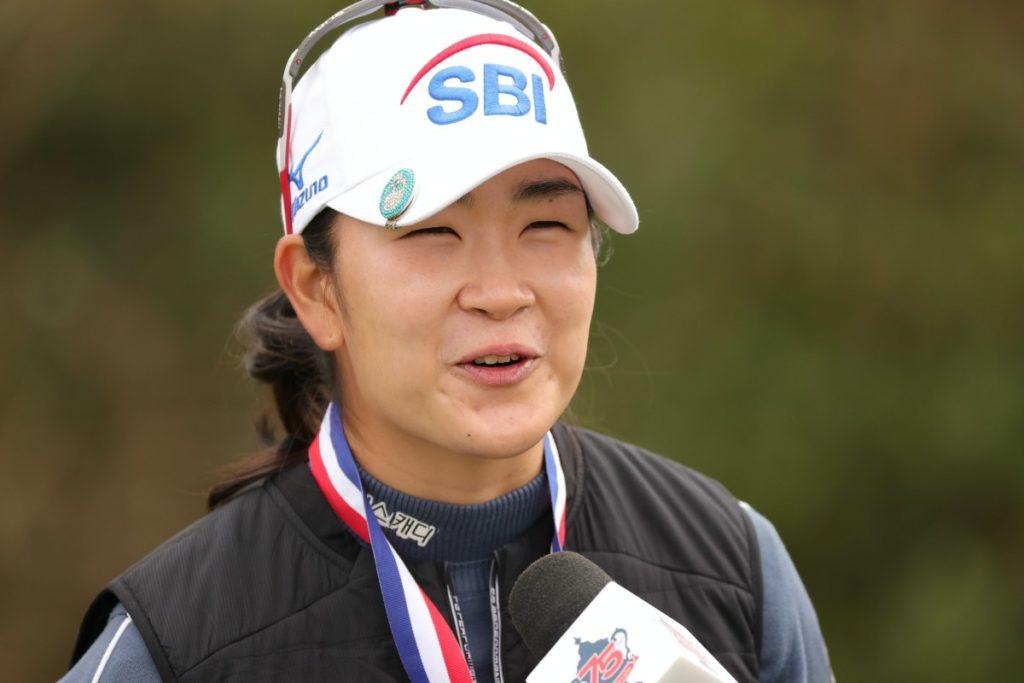 A Lim Kim gewinnt U.S. Women's Open