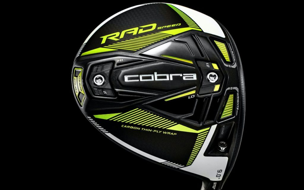 Cobra Golf RADSPEED Driver