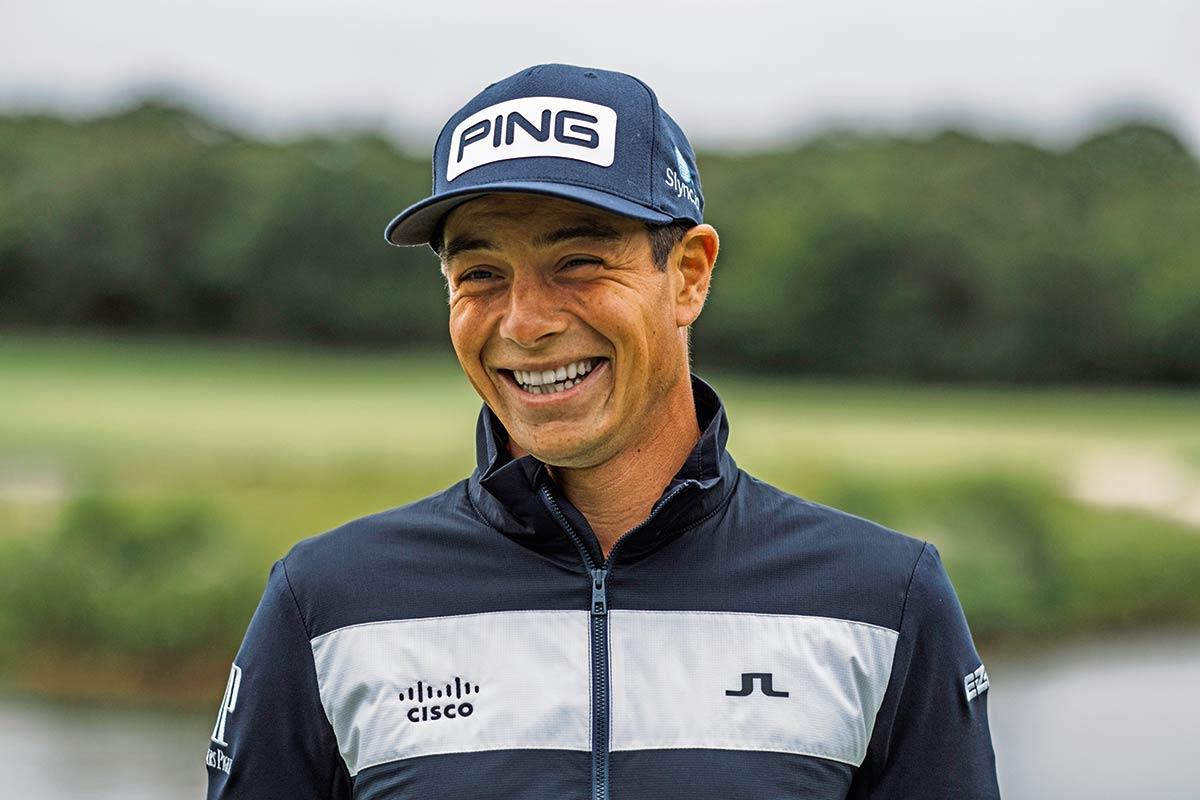 Viktor Hovland: Gewann als erster Norweger überhaupt auf der PGA Tour