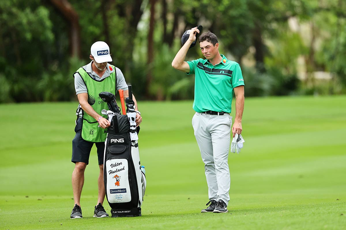 In the Bag: Viktor Hovland bei der Mayakoba Golf Classic 2020