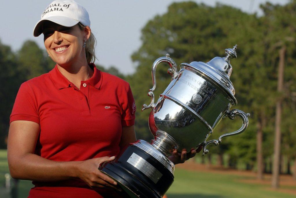 Cristie Kerr: Siegerin der U.S. Women's Open 2007