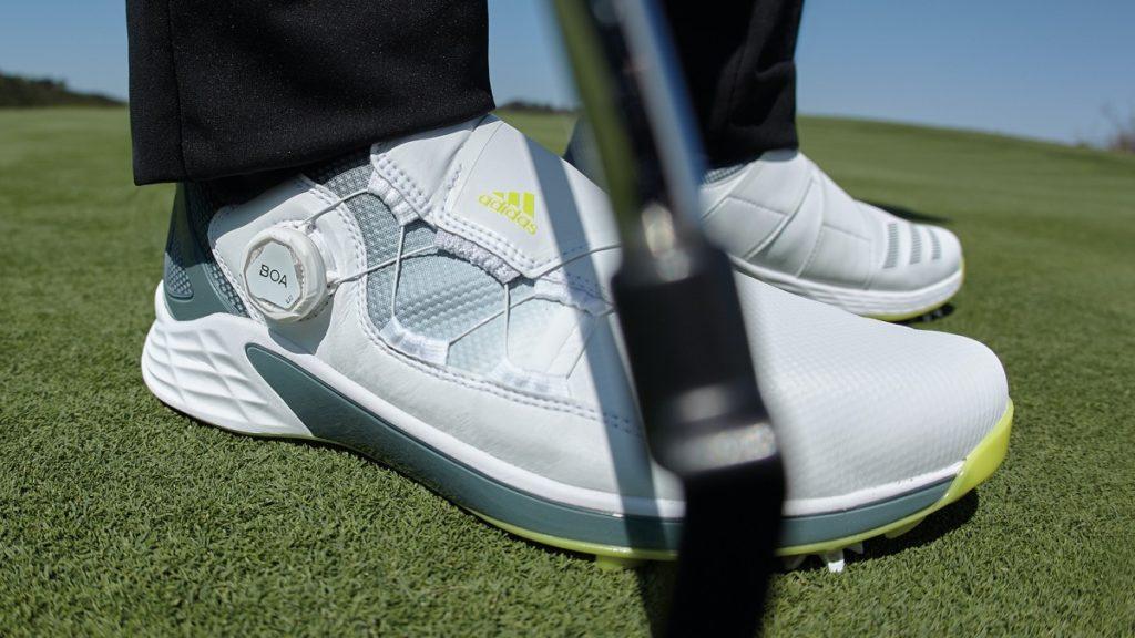 Adidas ZG 21 Golfschuh mit BOA