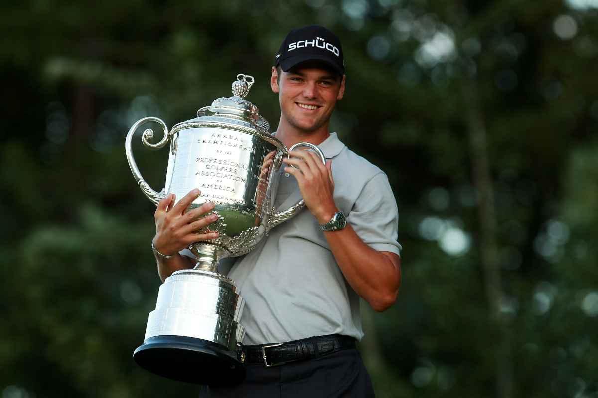 Major-Erfolg: 2010 holt er sich den Titel bei der PGA Championship in Whistling Straits.
