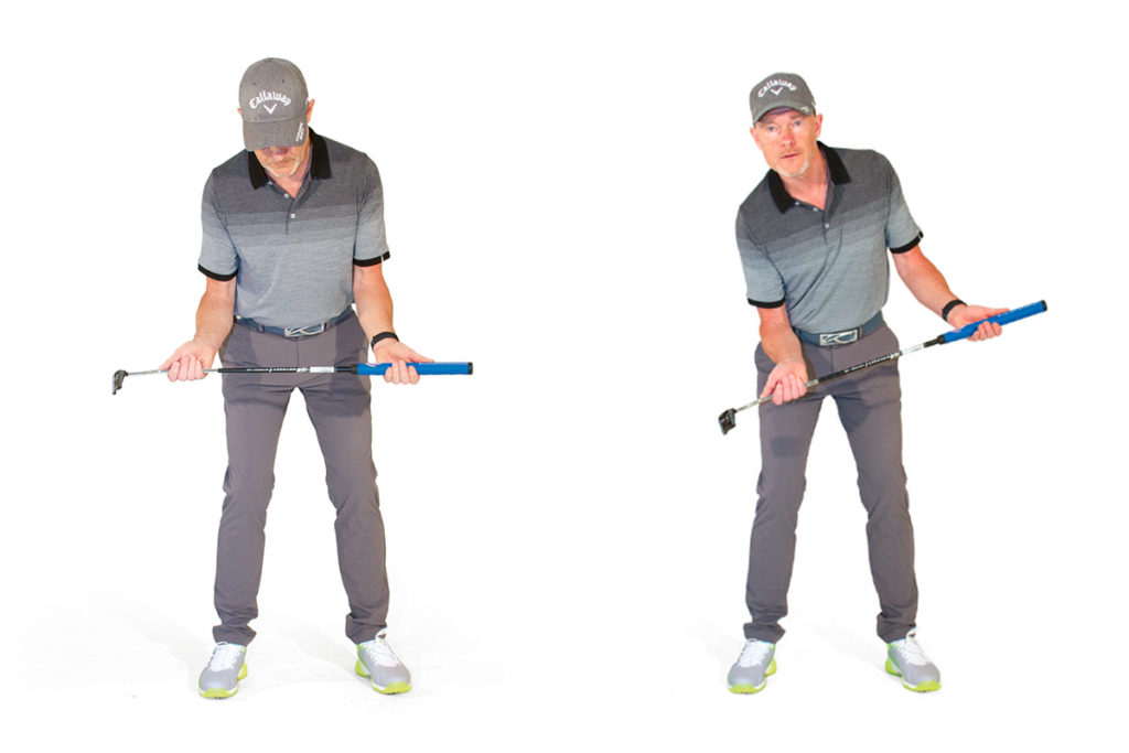 putting-position