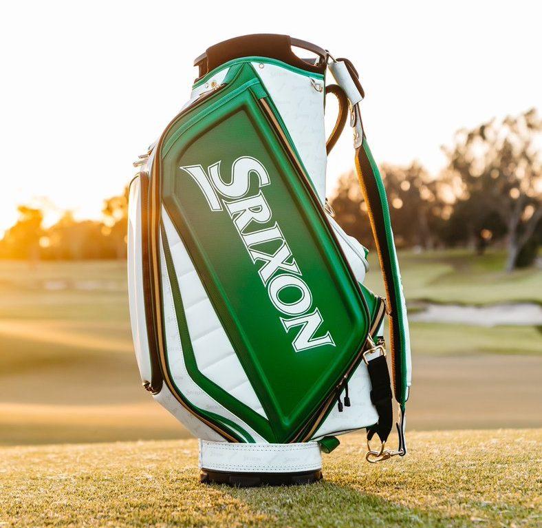 Exklusives Gewinnspiel in Kooperation mit Srixon: Gewinnen Sie ein Limited Edition Masters Tour Bag