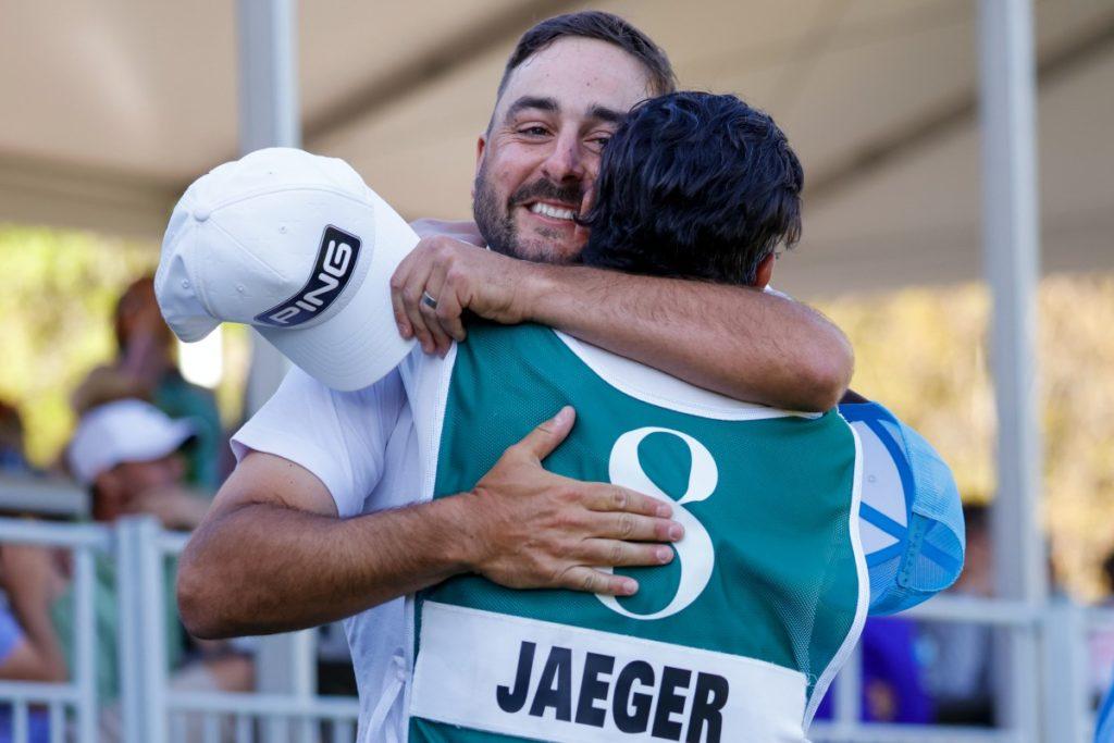 Gewinner der Emerald Coast Classic: Stephan Jäger
