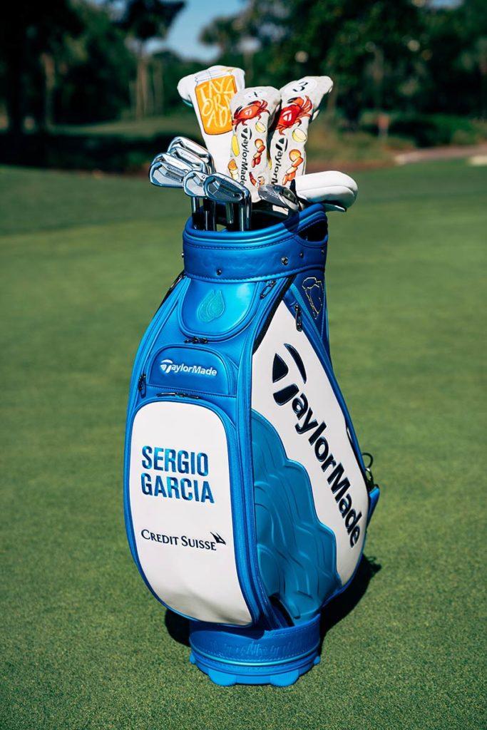 In the Bag: Sergio Garcia