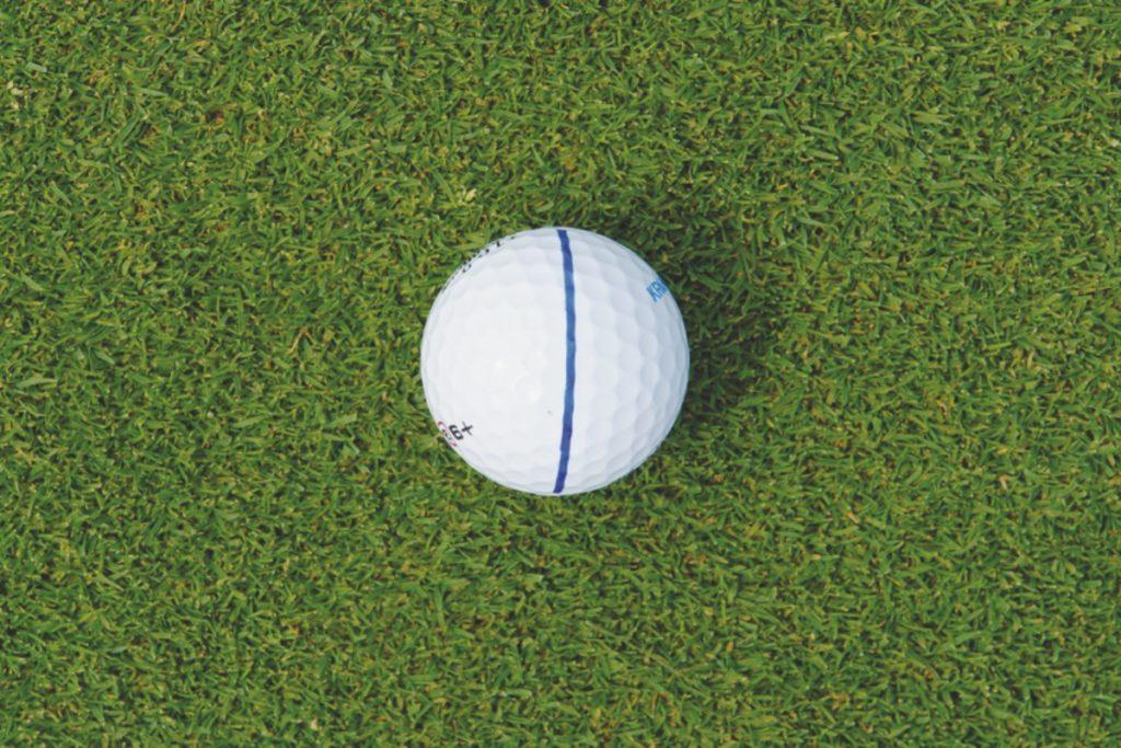 Achtung vor Zielfehlern durch falsches Positionieren des Balles