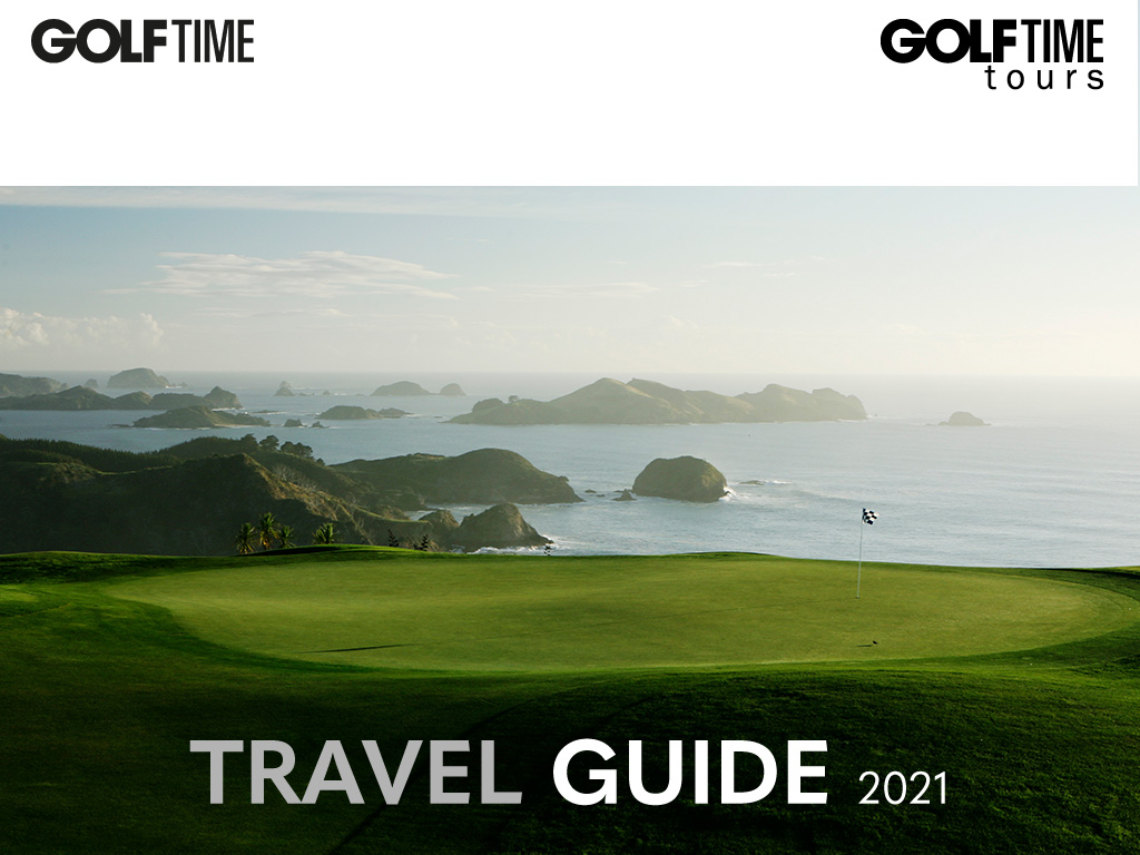 GOLFTIME TRAVEL Guide 2021