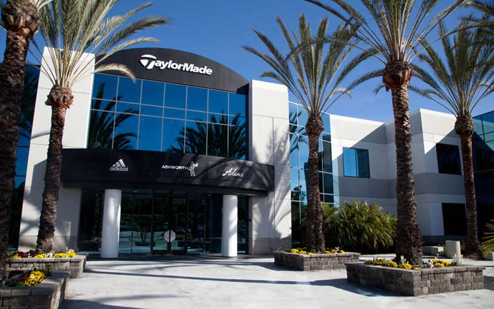 TaylorMade Headquarter in Carlsbad