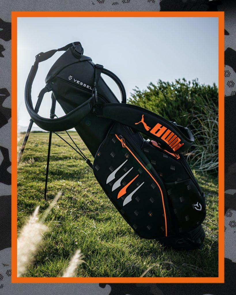 Zu gewinnen: Das LE PUMA Golfbag aus der X Collection im Wert von 600 Euro