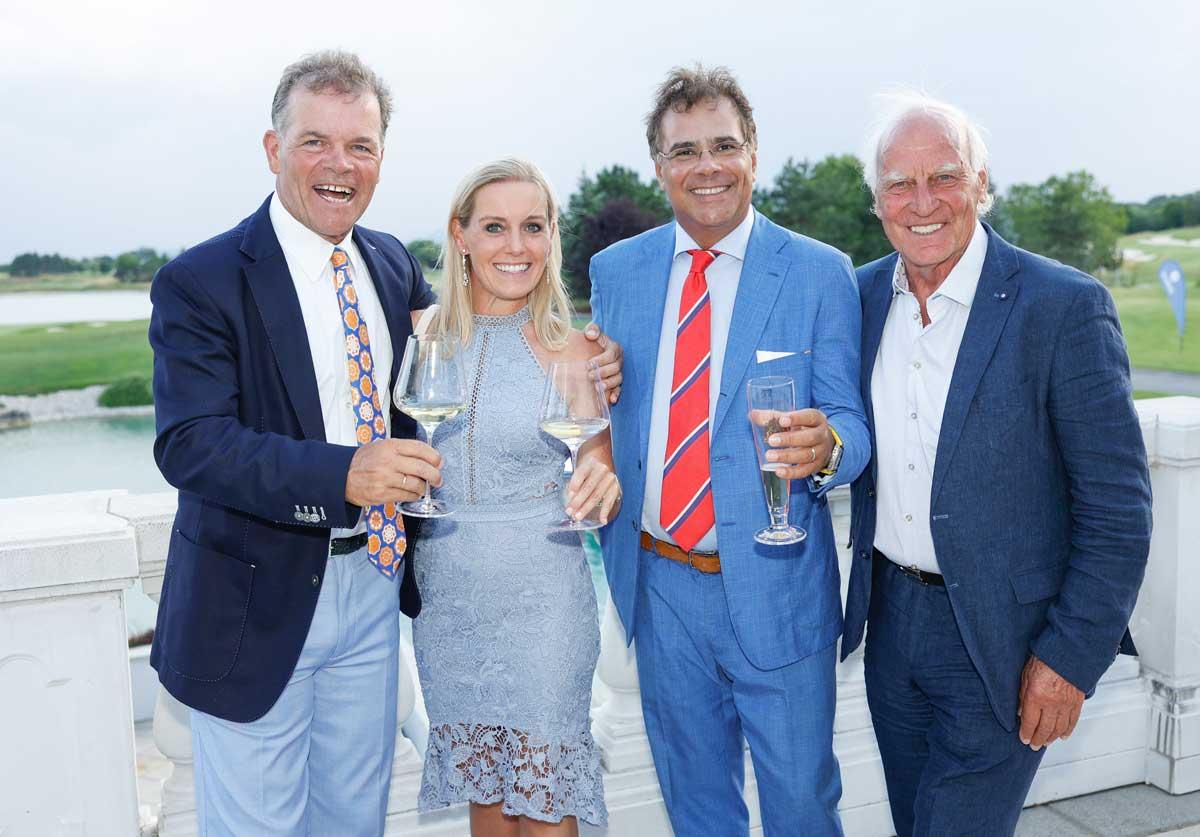 Fontana Open 2021: Auke Hempenius, Mary Schinnerl, Sean Meshkin und Franz Bulle Roth