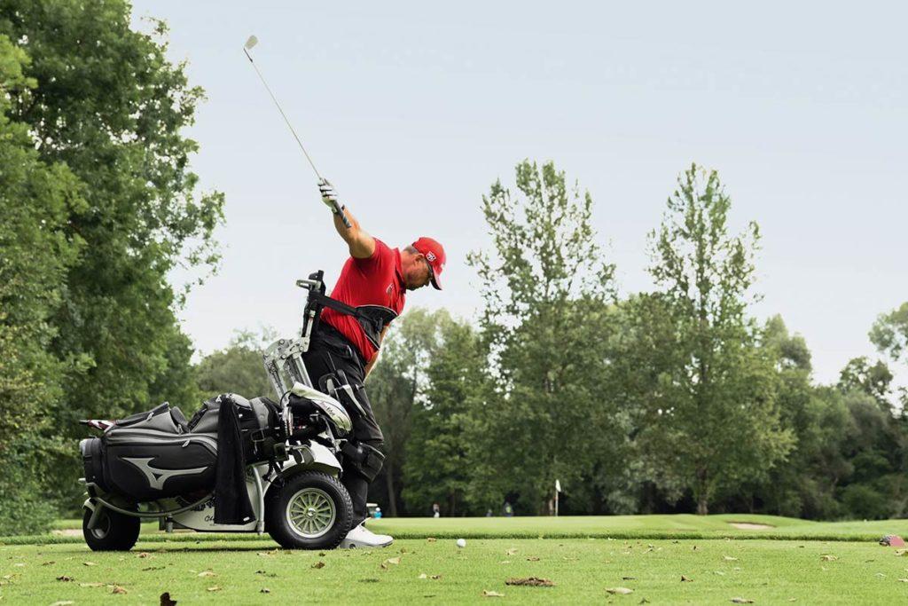 Internationalen Bayerischen Meisterschaft der Golfspieler*innen mit Behinderung