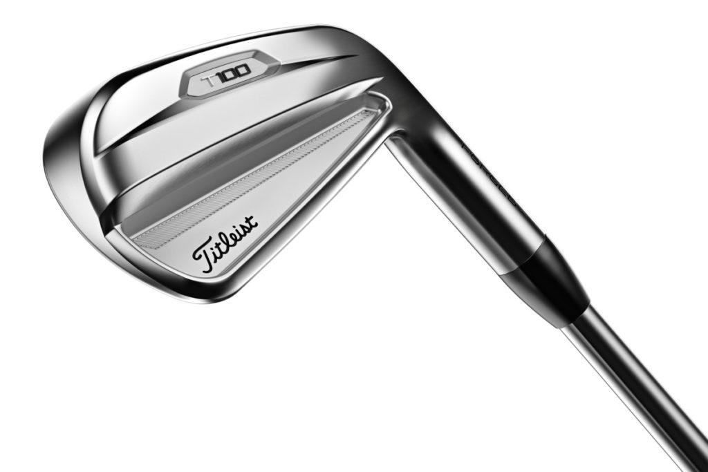 Titleist T100: Das meistgespielte Eisenmodell auf der PGA Tour