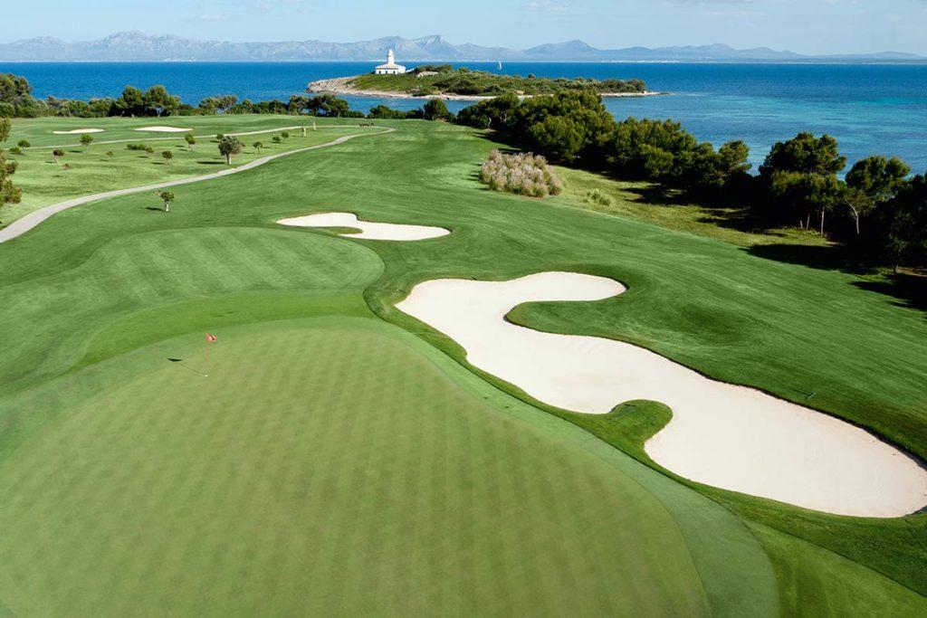Tpp-Platz mit Top-Aussicht: Der Club de Golf Alcanada